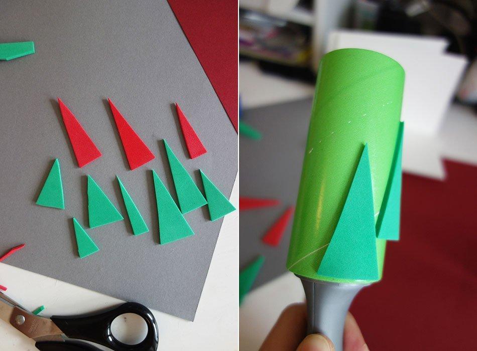 Weihnachtskarten Selbst Gestalten Foto.Weihnachtskarten Selbst Gestalten 3 Schnelle Und Einfache Ideen
