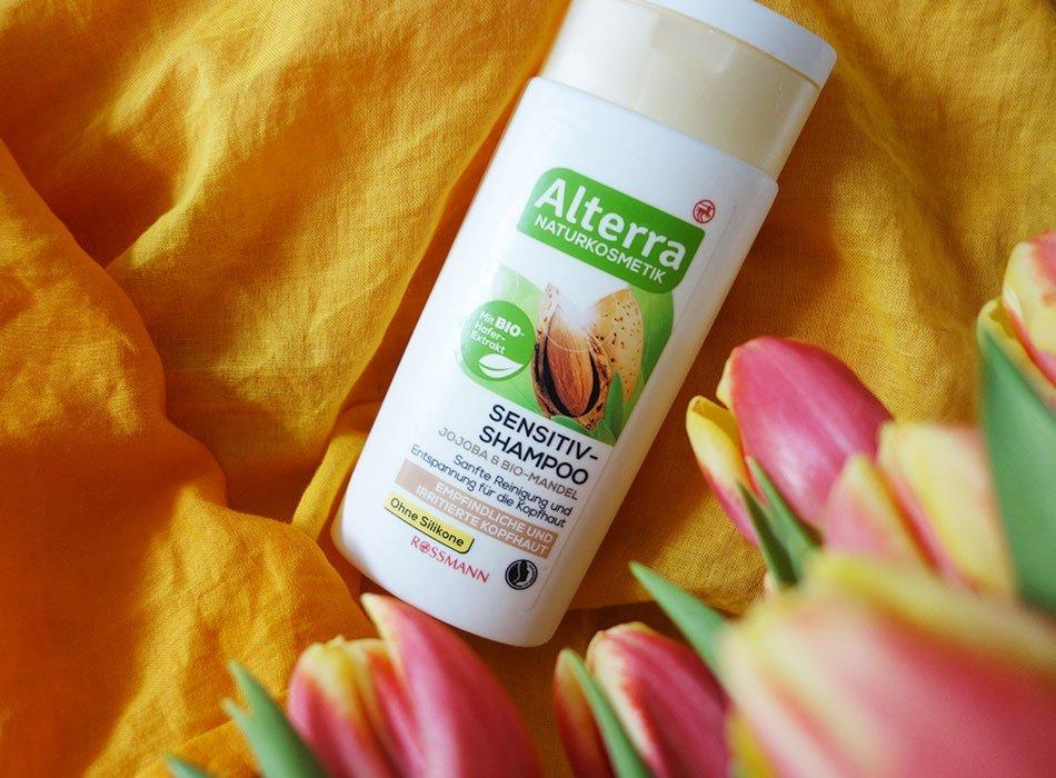 alterra, shampoo, sensitiv,ekulele, beautyblog, naturkosmetik, test, erfahrung
