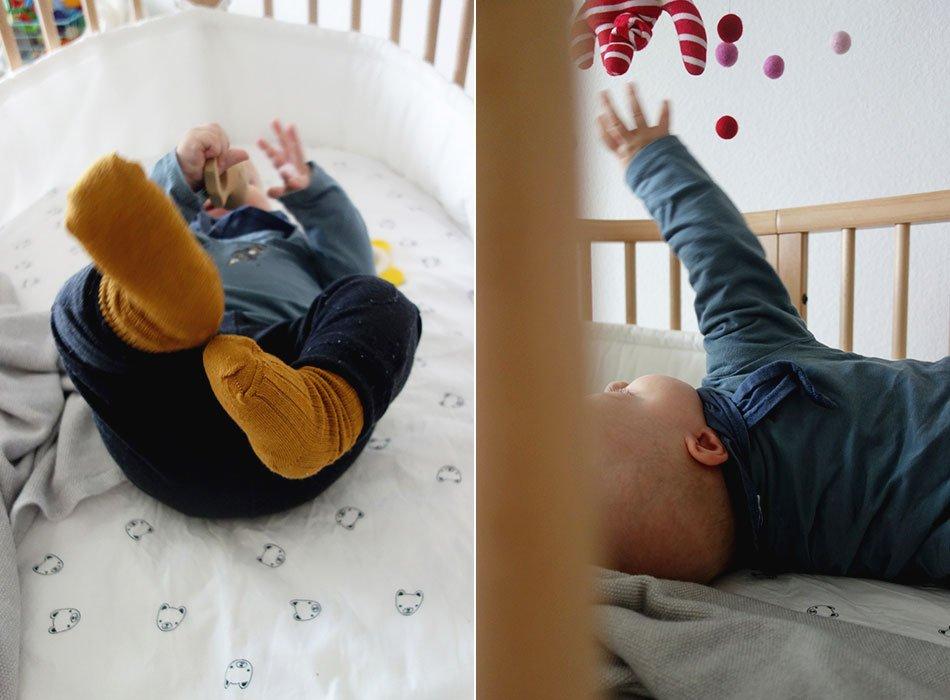 baby, entwicklung, ersten Monate, erfahrung