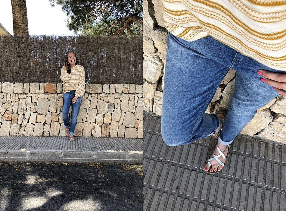 fakten, blog, ekulele, fair fashion, lookbook, öko jeans, vegane handtasche, vegane sandalen, silber