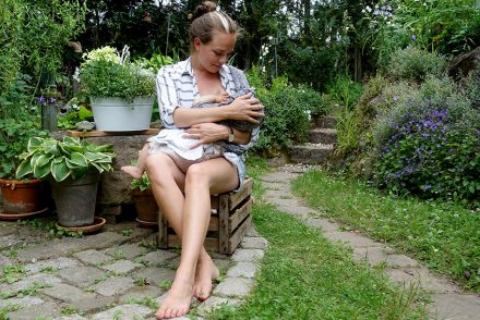 Stillen, Hunger, Nähe, Baby, neun Monate, Tipps, beißen, biobaby, Gewinnspiel, achtsamkeit, erziehung