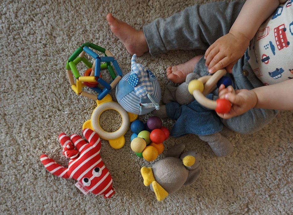 Babyspielzeug, Bio, waldorf, hochwertig,