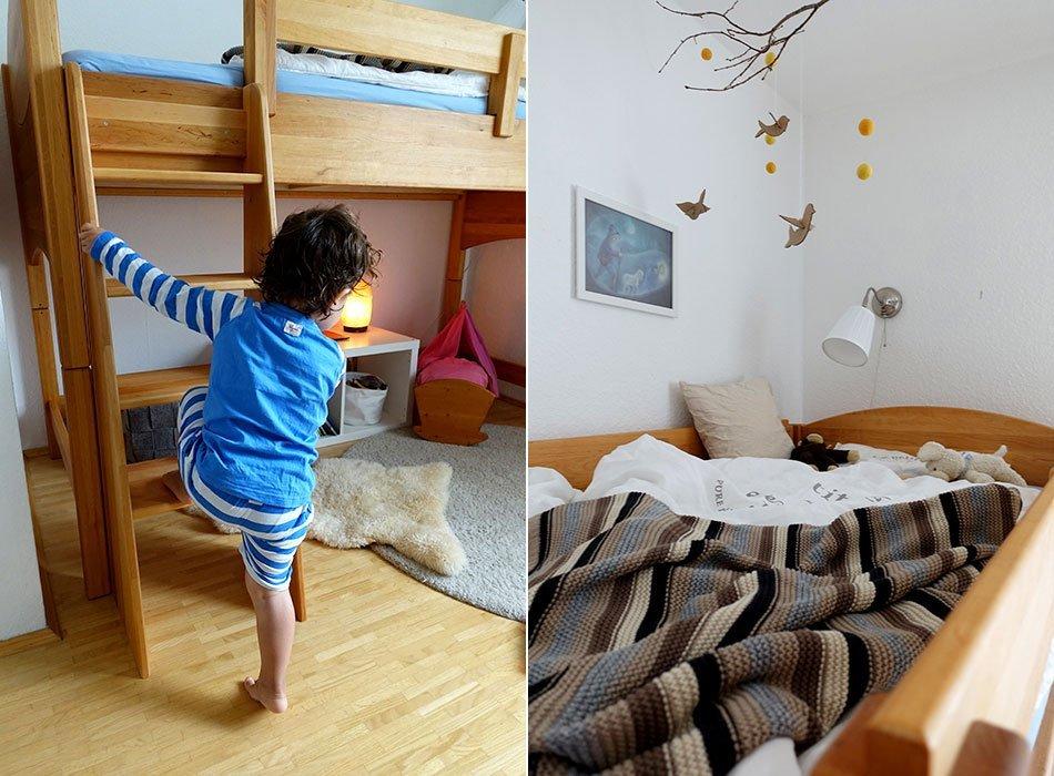 gesund schlafen im bio kinderbett ekulele familienleben rezepte mode kosmetik reisen und. Black Bedroom Furniture Sets. Home Design Ideas