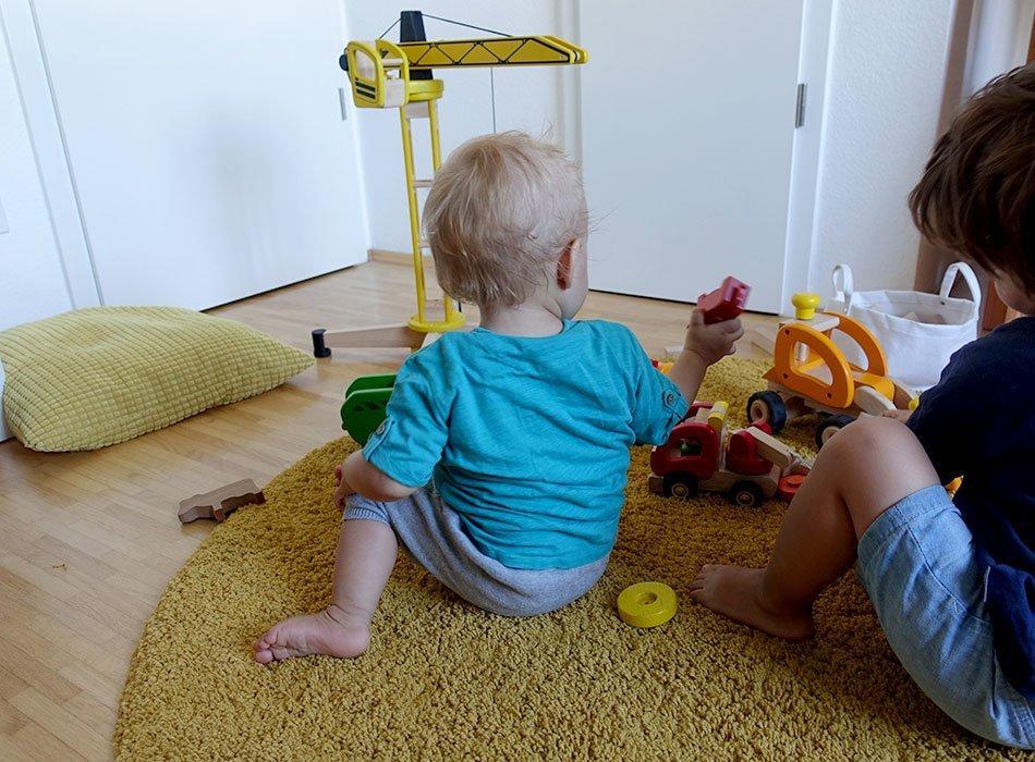 Kleinkind Klettert Dreieck : Sprossendreieck nach pikler kletterdreieck klappbar mit