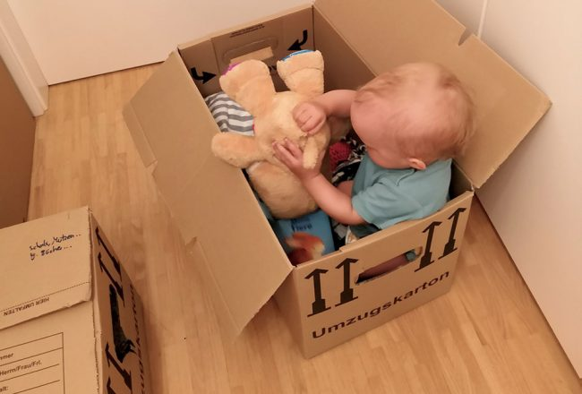 Umzug, Kinder, Zuhause, Eingewöhnung, Abschied, Tipps, Neuanfang, Kisten packen, integrieren
