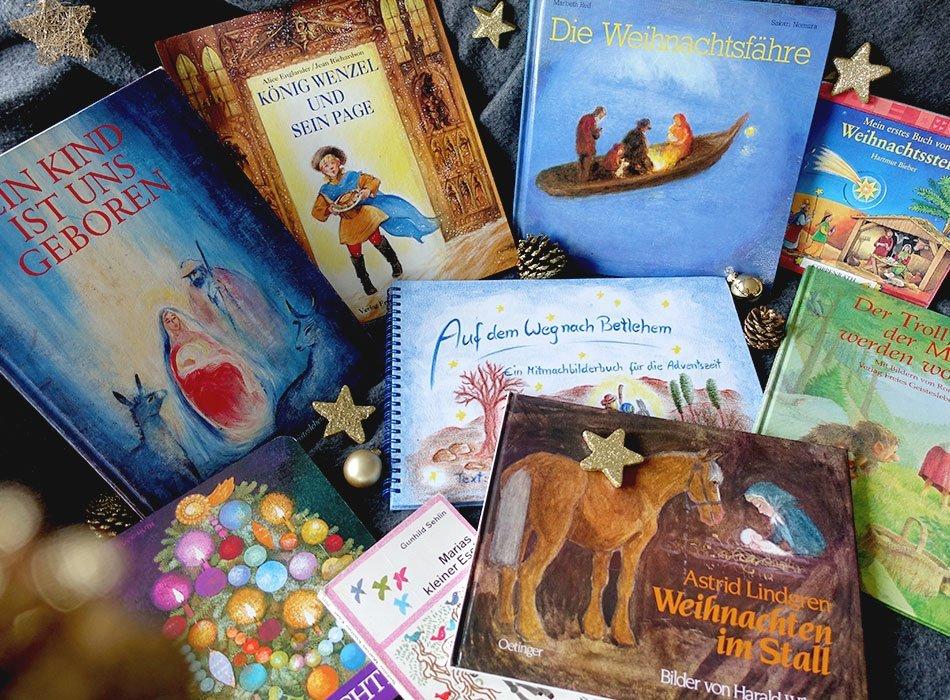 Kinderbücher Weihnachten.Die Schönsten Kinderbücher Zu Weihnachten Und Adventekulele