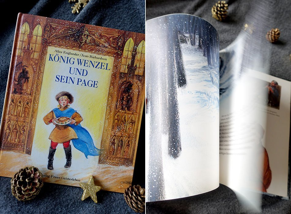 Weihnachten mit Kindern, Bilderbuch, vorlesen, Empfehlung, Lesetipp, Achtsam, Advent