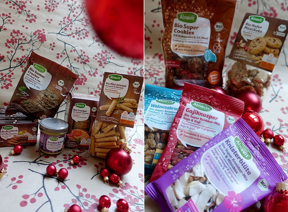 Verlosung, Advent 2018, Baby und Mama, Wickeltasche, gesunde Snacks, bio, Nachhaltig Blog