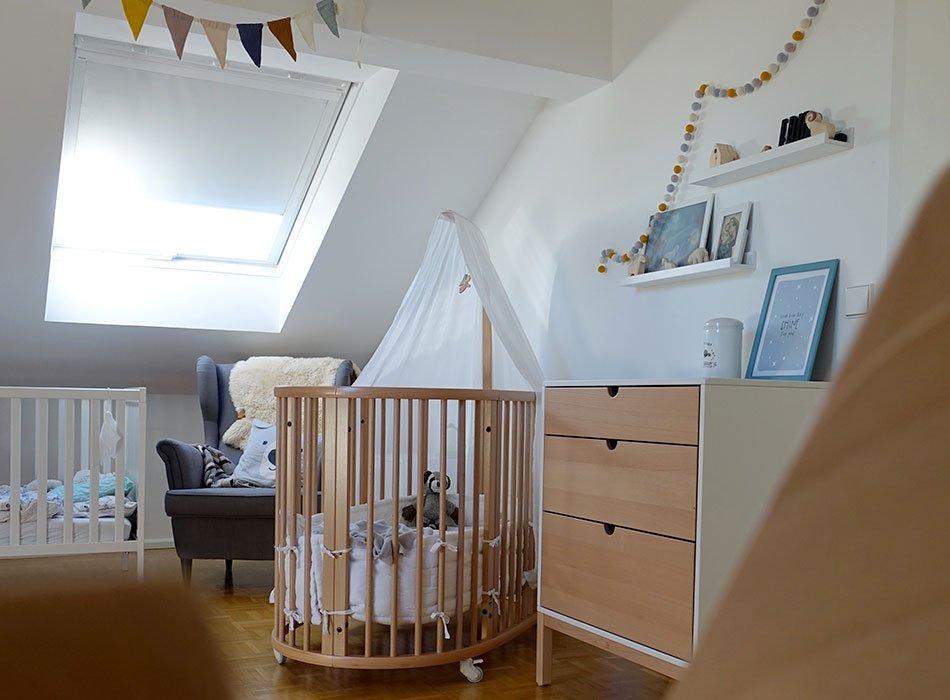 Kinderzimmer unterm Dach - Tipps für die Einrichtung - Ekulele ...