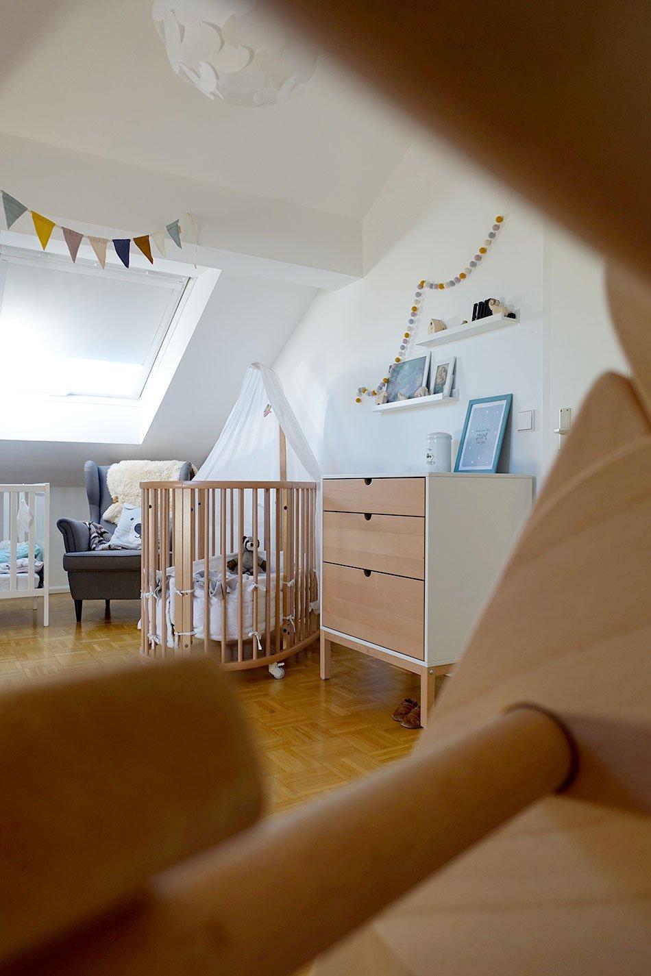 Kinderzimmer Unterm Dach Tipps Fur Die Einrichtung Ekulele