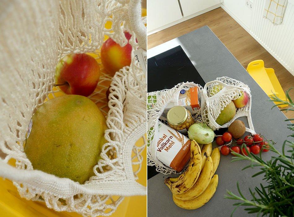 bewusst einkaufen, Öebensmittel, nachhaltig leben, weniger Essen wegwerfen