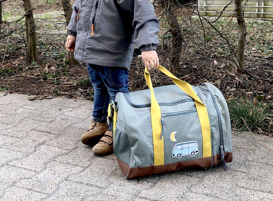 Reisetasche, Kinder, Reisen, Urlaub, Adventure