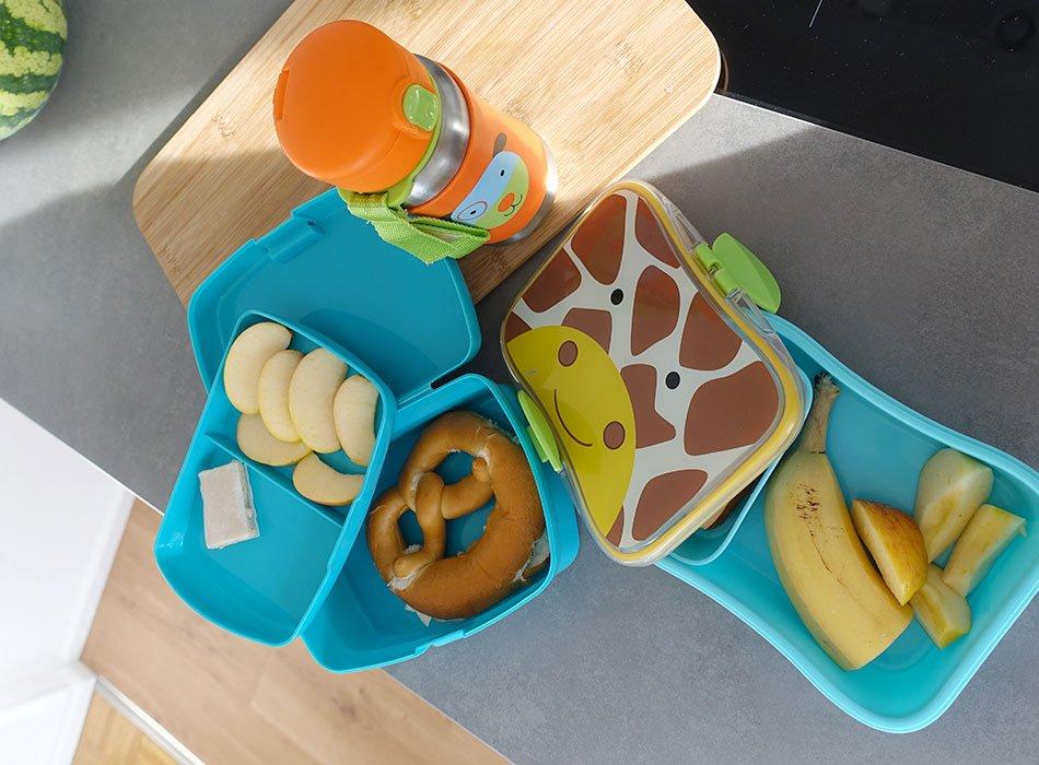 Brotdose, Vesper, Kita, Tipp, Ernährung, Kinder