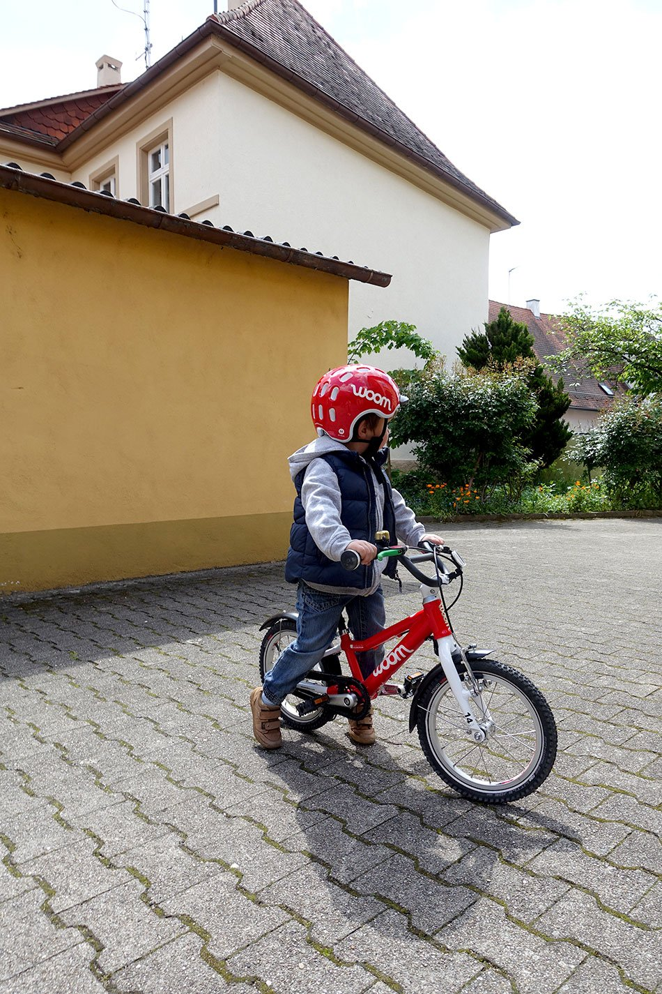 woom bike, kinderfahrrad, Tipps für den Straßenverkehr