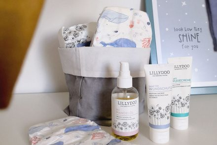 Lillydoo Windeln und Pflegeprodukte