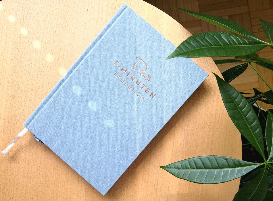 6- Minuten Tagebuch