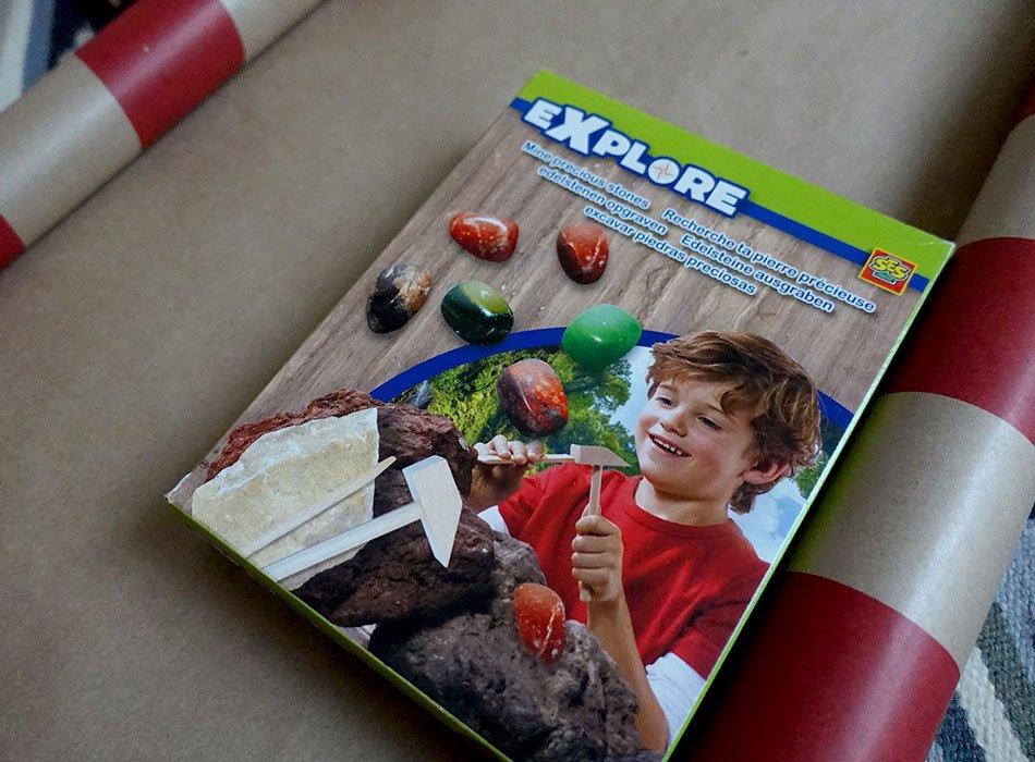 Geschenkidee für kleine Forscher