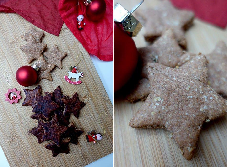 Vegane Kekse ohne Zucker