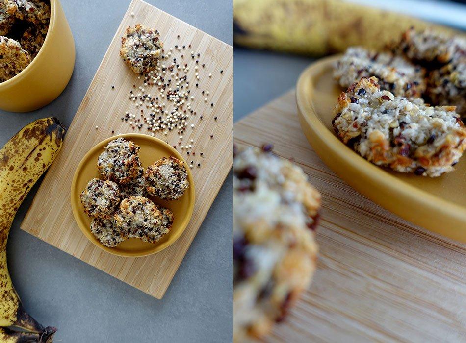 Einfaches Rezept für Superfood Kekse
