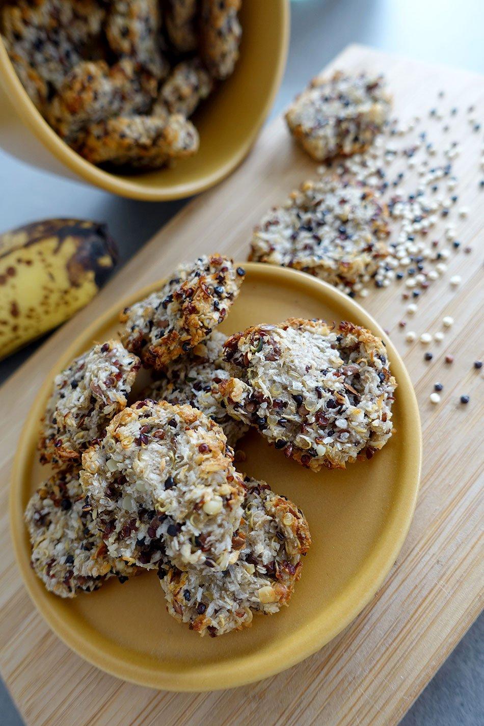 Die besten und gesündesten Kekse der Welt