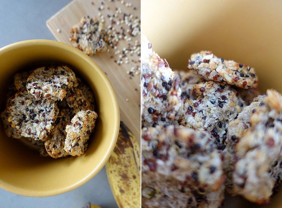 Backen mit Quinoa