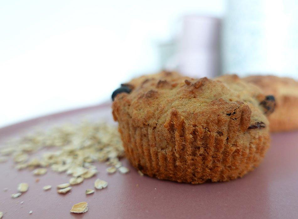 Muffins ohne Ei