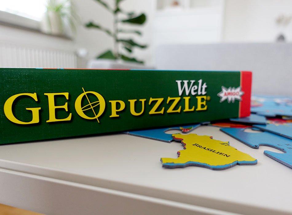 Welt Puzzles