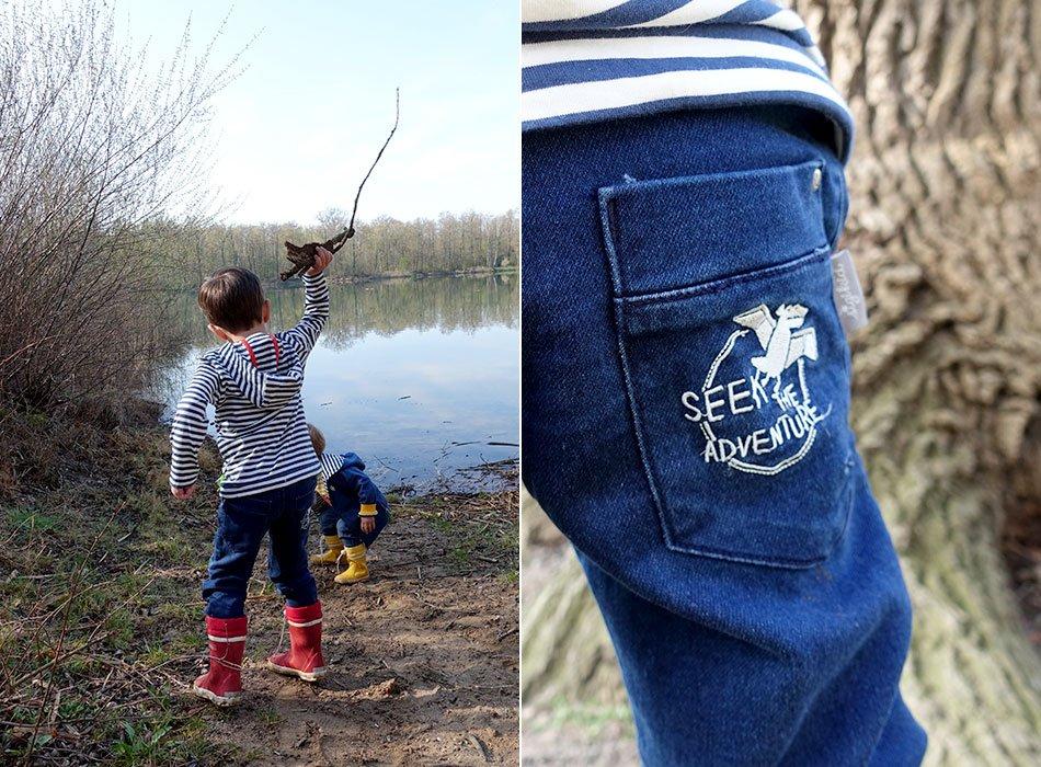 Jeanshose für Jungs