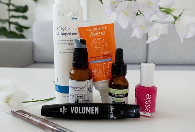 Meine top 7 Beauty Produkte für den Sommer