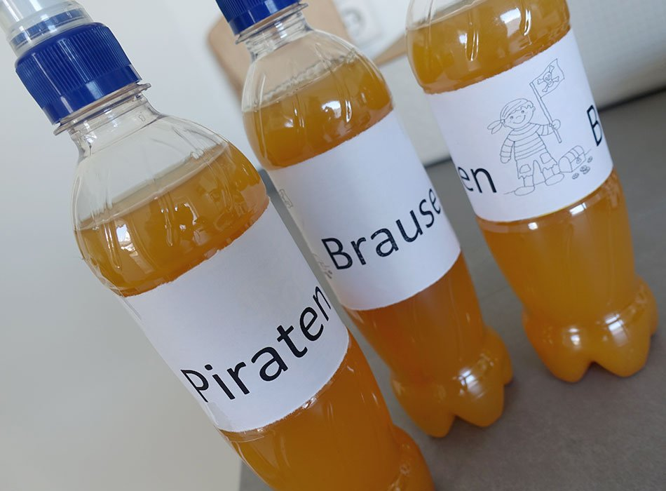 Piraten Brause