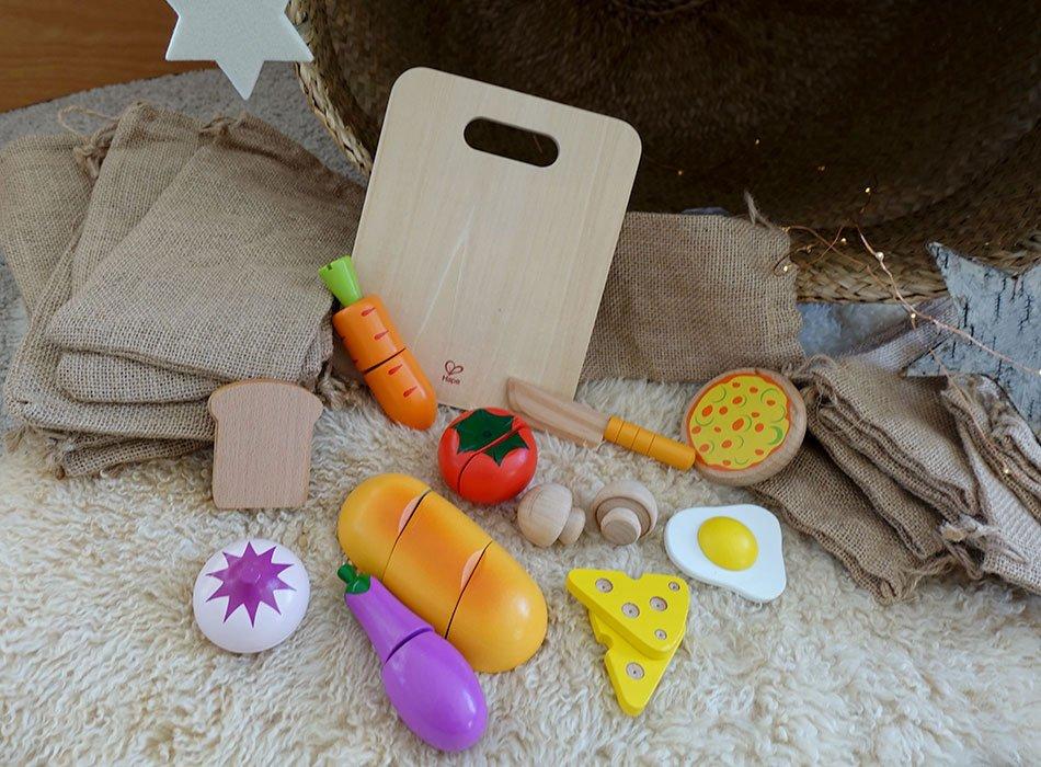 Spielzeug Sets für den Adventskalender