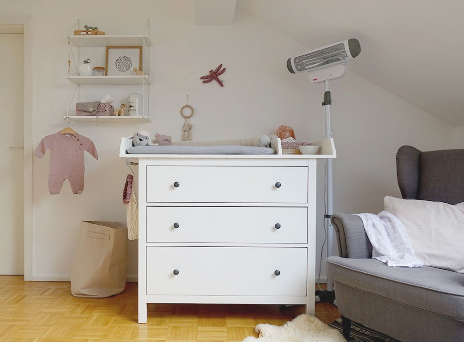 IKEA Hack Wickelkommode