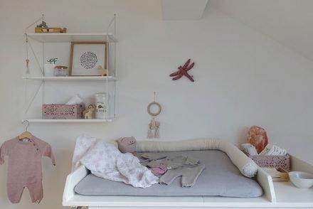 Wickeltisch - Baby Erstausstattung