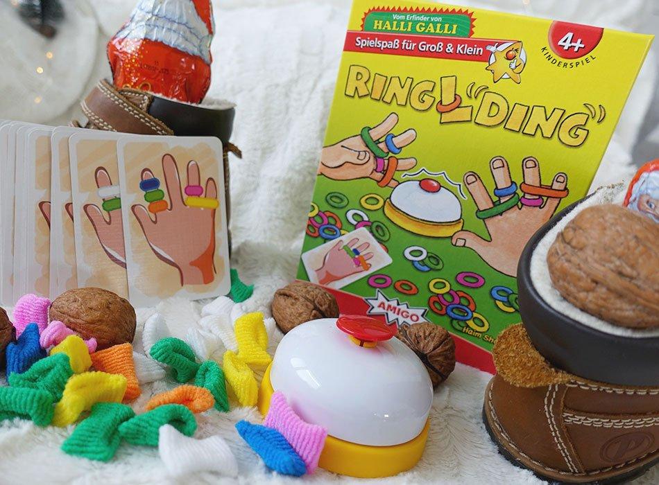 Bringt der Nikolaus Geschenke? Kleinigkeiten für Kinder