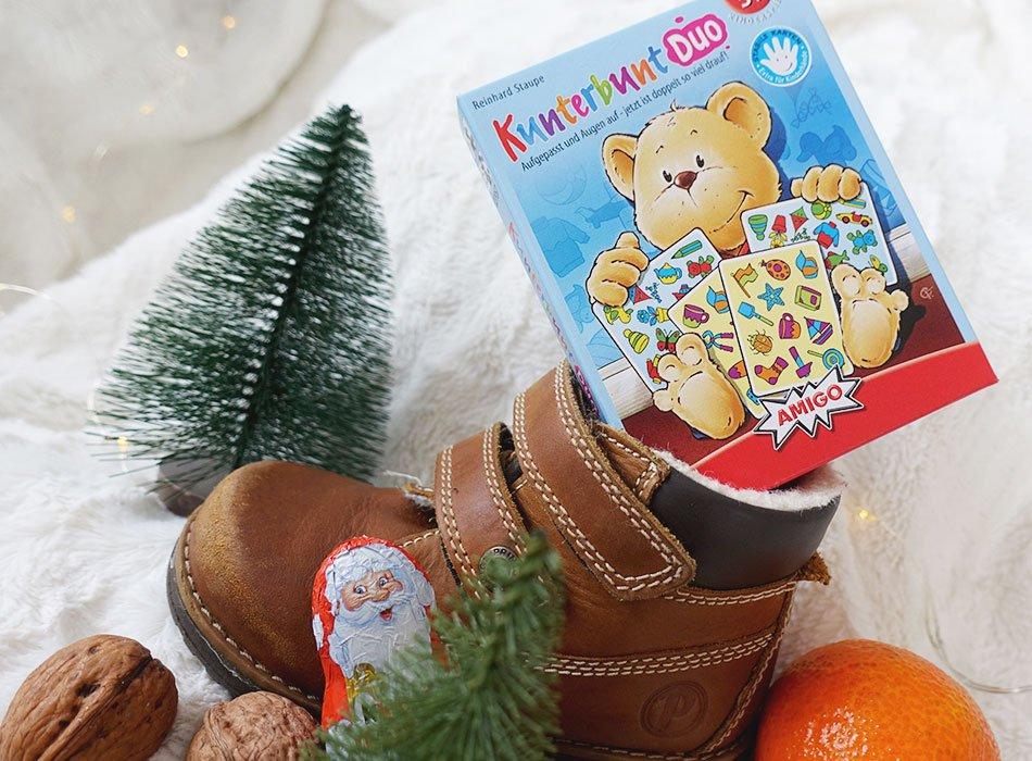 Tolle Nikolaus Geschenke: Gesellschaftsspiele für Kinder