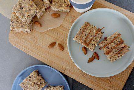 Veganer Frühstückskuchen, ideal für Kinder