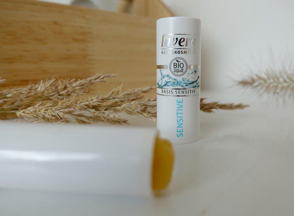 Top Naturkosmetik Produkt: Lip Balm von lavera