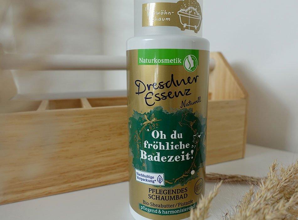 Naturkosmetik: Desdner Essenz Schaumbad, ein top Produkt