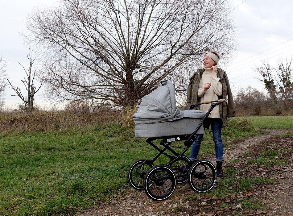Kinderwagen: bio, nachhaltig und fair