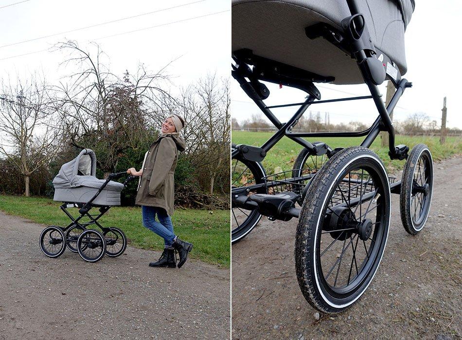 Lufträder Kinderwagen Vita