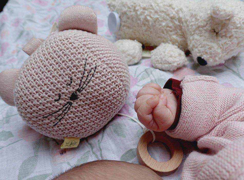Baby Erstausstattung: Spieluhren