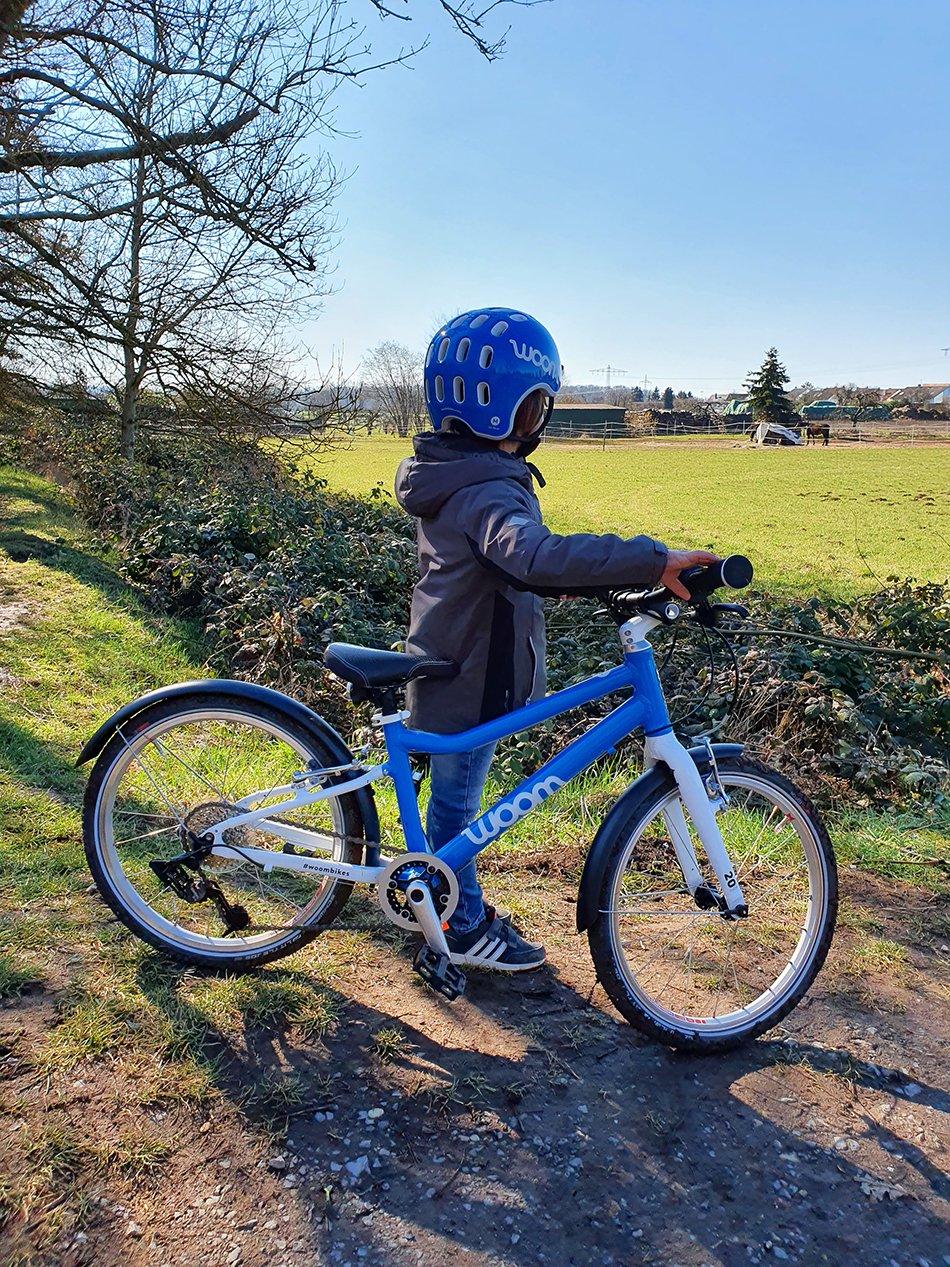 woom bike für Kinder ab 6 Jahre