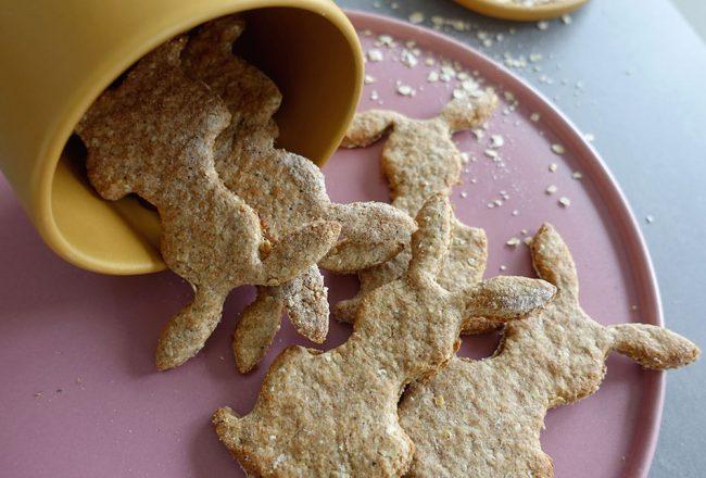 Vegane Kekse für Kinder