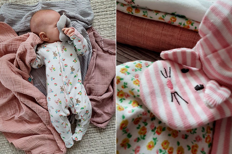 Endlich Mädchenmama: juhu, das Baby ist da!
