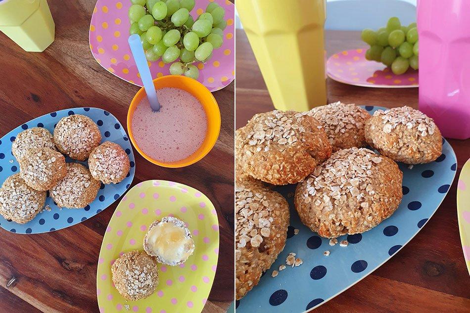 Frühstücksideen für Kinder