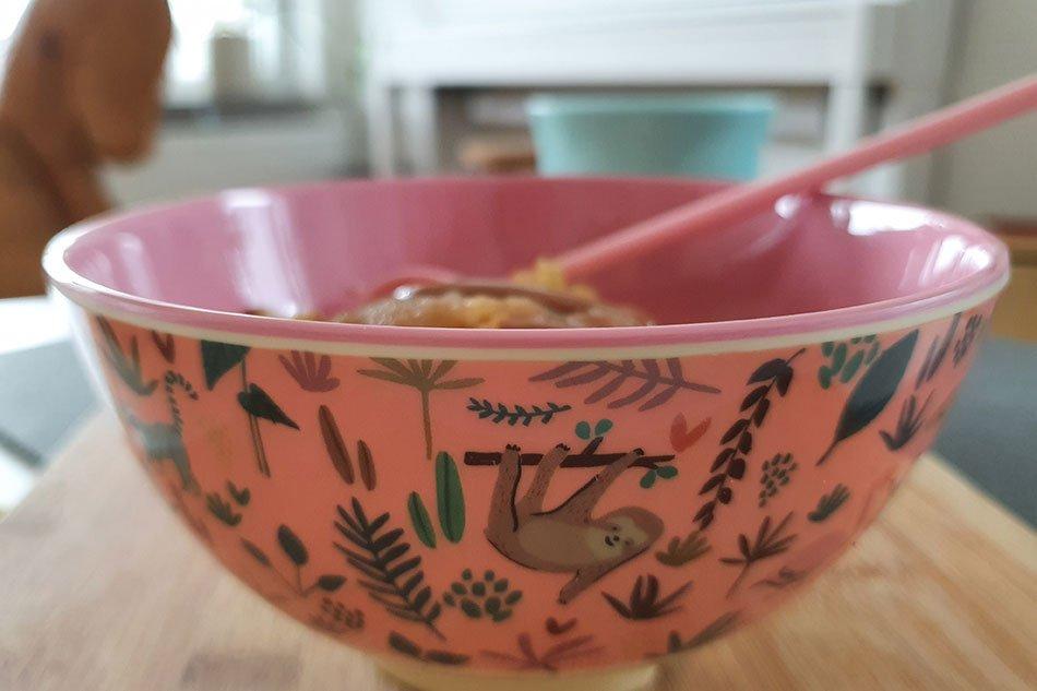 Gesunde Frühstücksideen für Kinder: Hirdebrei