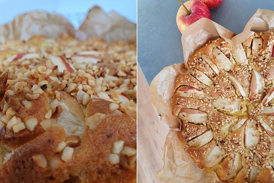Glutenfreier Apfelkuchen: so gelingt das Backen!